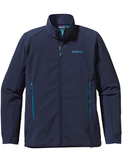 Patagonia M's Adze Hybrid Jacket Navy Blue